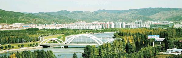 沁源县积极呵护绿色生态